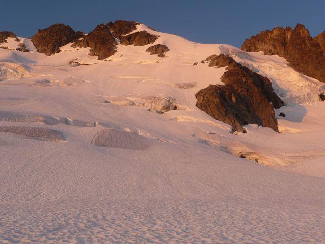 Sunrise on Serratus