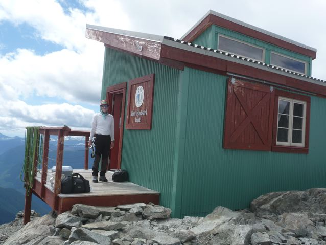 Jim Haberl Hut